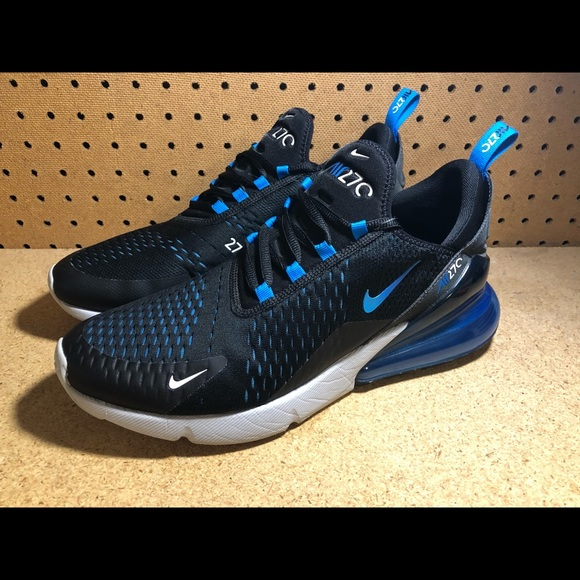 Nike Shoes | Nike Mens Air Max 27 Blue